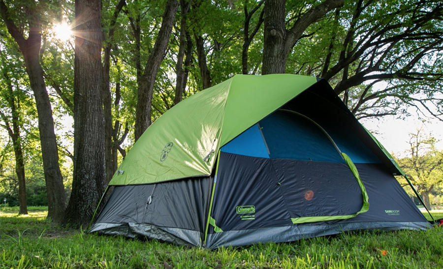 Coleman Benefiting From Camping's Surge, New Management