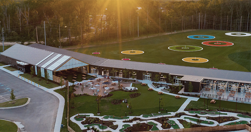 Topgolf Opens Second Open-Air Venue In Chattanooga