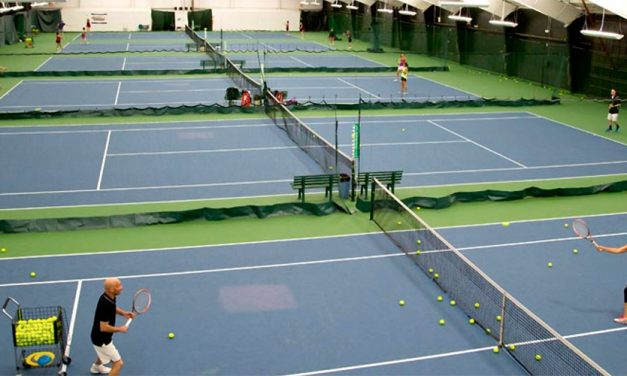 TIA Report Finds Most Tennis Businesses Have Reopened