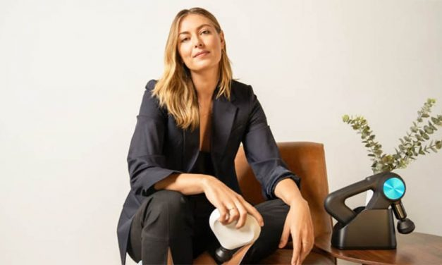Maria Sharapova Invests In Therabody