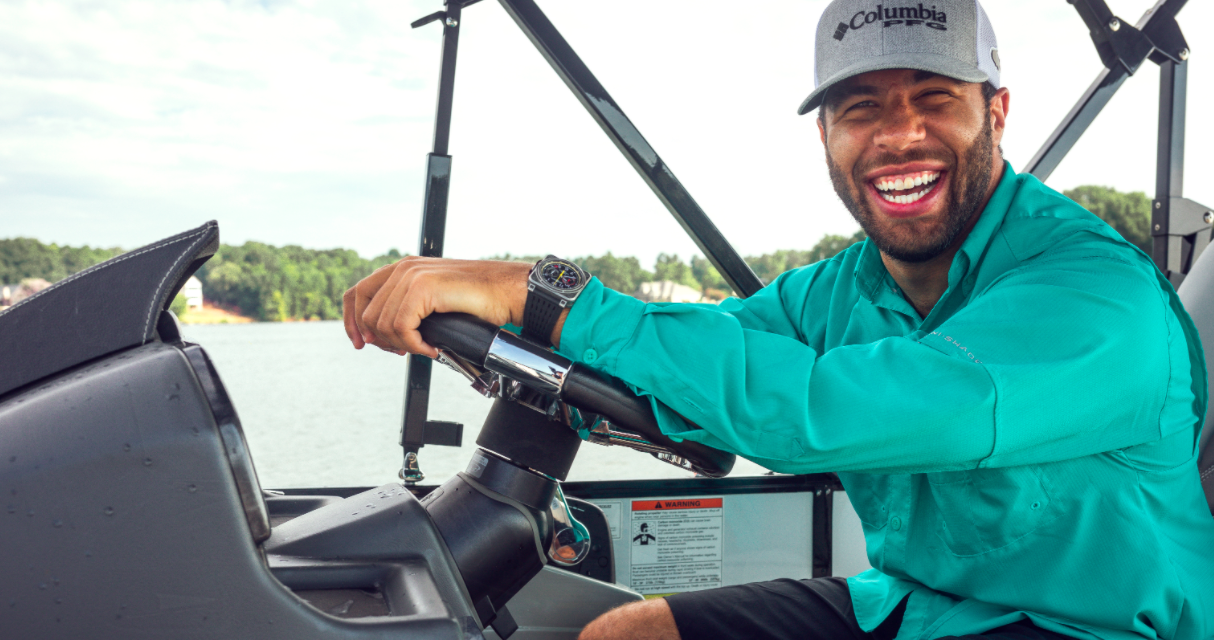 Columbia Sportswear To Sponsor Bubba Wallace And Richard Petty Motorsports Race Team