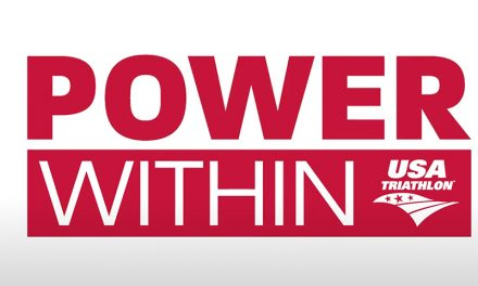 "USA Triathlon Launches ""Power Within"" Campaign"