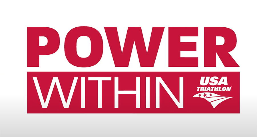 """USA Triathlon Launches """"Power Within"""" Campaign"""