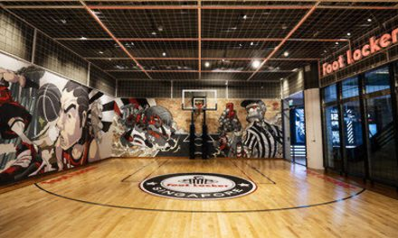 Foot Locker Opens Flagship In Singapore