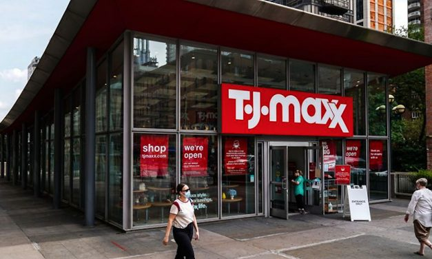 TJX Battles Inventory Shortages, Sluggish In-Store Traffic