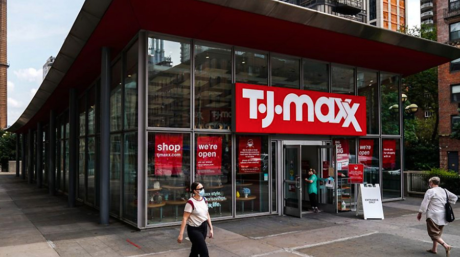 TJX Battles Inventory Shortages, Sluggish In-Store Traffic