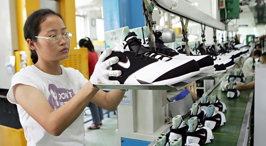 Yue Yuen's Sales Drop 19 Percent In First Half