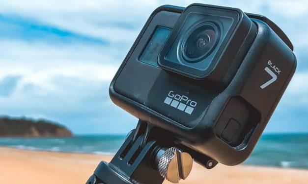 GoPro's Q2 Revenues Drop 54 Percent