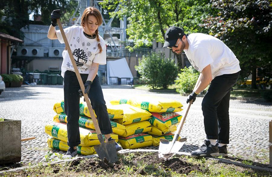Timberland Hosts 23rd Annual Serv-a-Palooza