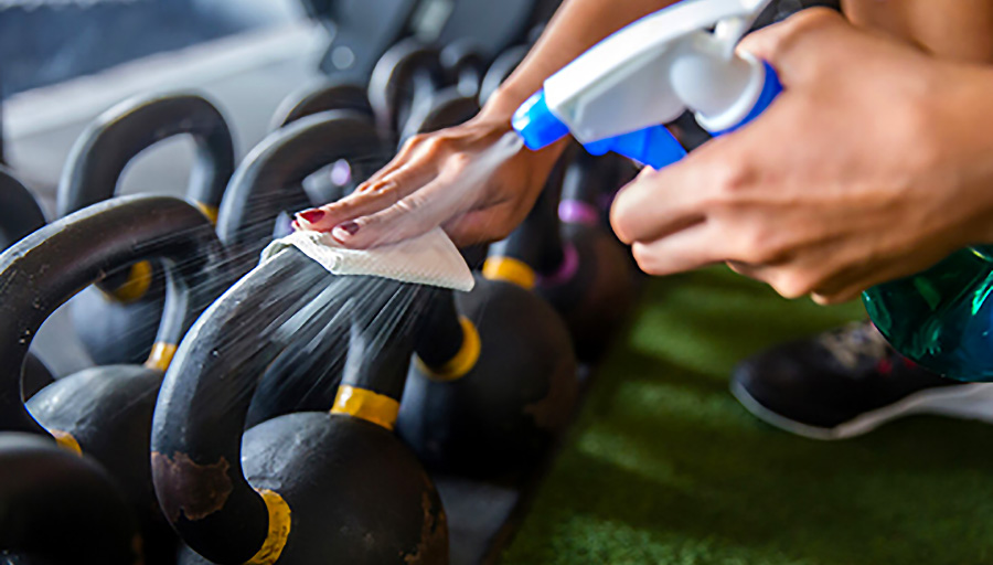IHRSA: National Study Confirms It's Safe To Work Out At The Gym