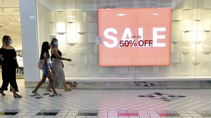 August Retail Sales Grow As Pandemic Recovery Continues