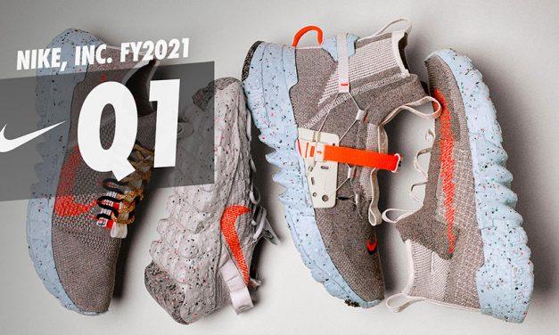 Nike's Q1 Earnings Blow Past Estimates