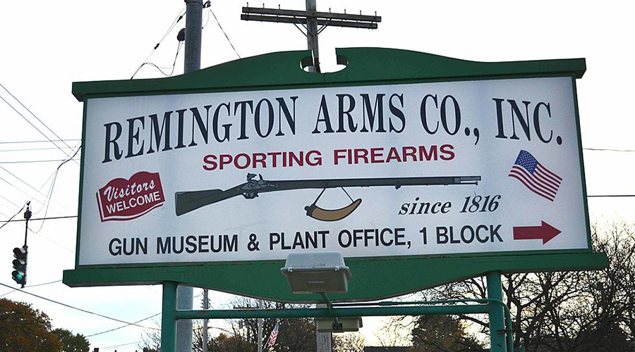 Remington Outdoor Furloughs Factory Workers In Upstate New York