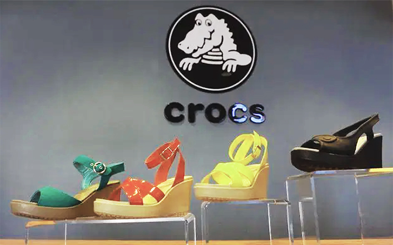 Crocs Sees Growth Resuming In Q3