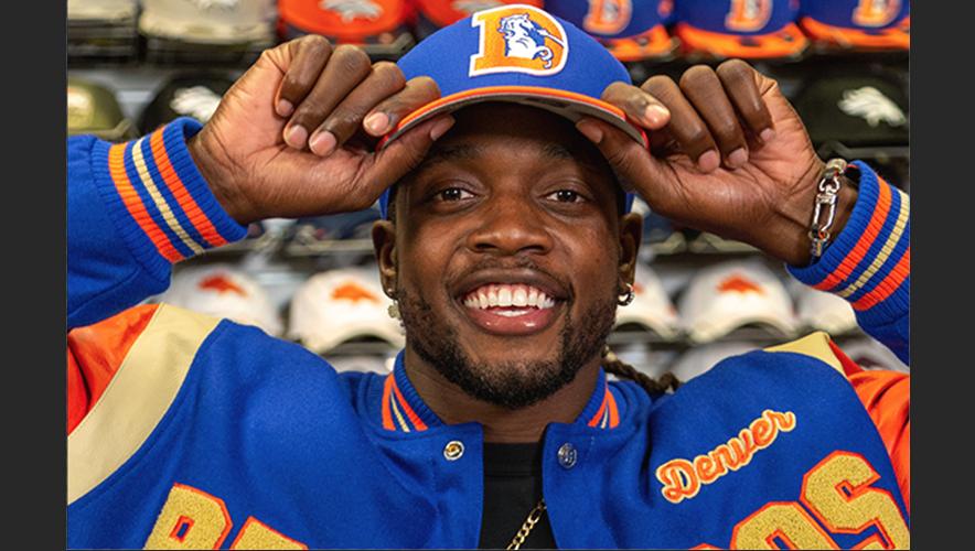 Lids Signs Its First NFL Player Endorsement