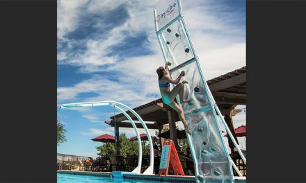 Spectrum Aquatics Partners With Pyramide USA As Exclusive Distributor Of AquaClimb Products
