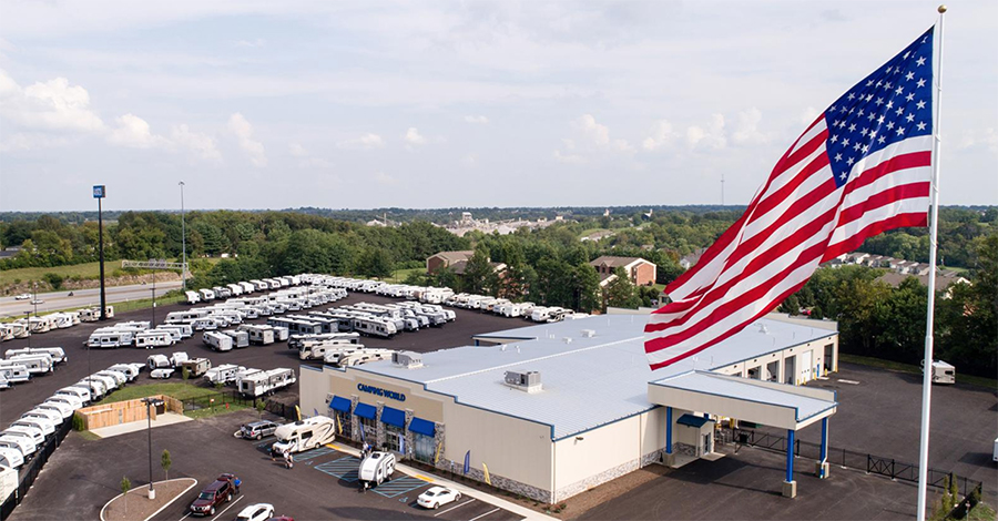 Camping World Announces Long-Term Goals, Initiatives And 2021 Outlook