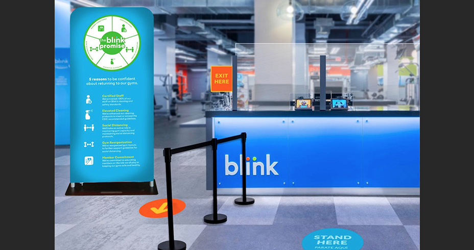 Blink Fitness Offers Solutions To Help Members With Capacity Guidelines