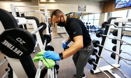 Fitness Industry Fights To Keep Health Clubs Open