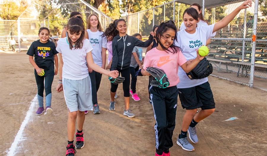 Nike Develops Coaching Girls Guide