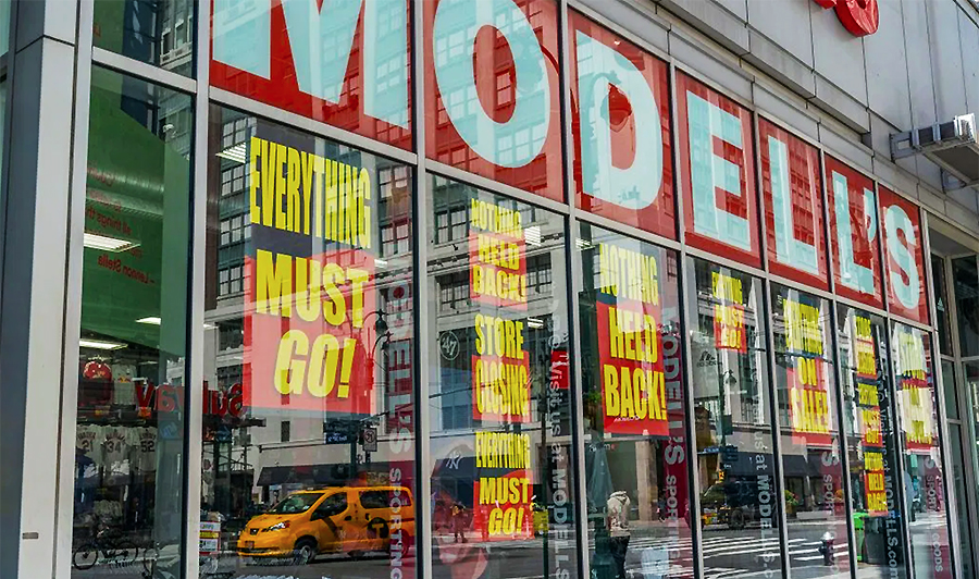 Modell's Bankruptcy Offers Little Relief To Stakeholders