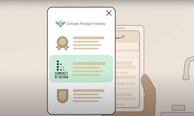 "Amazon Launches ""Climate Pledge Friendly"" Shopping Program"
