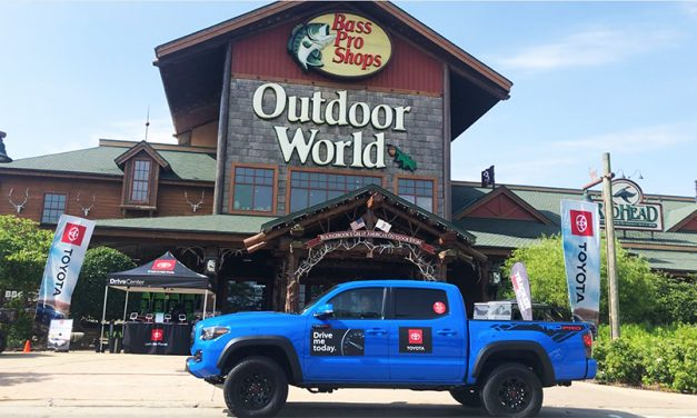 Bass Pro Extends Partnership With Toyota