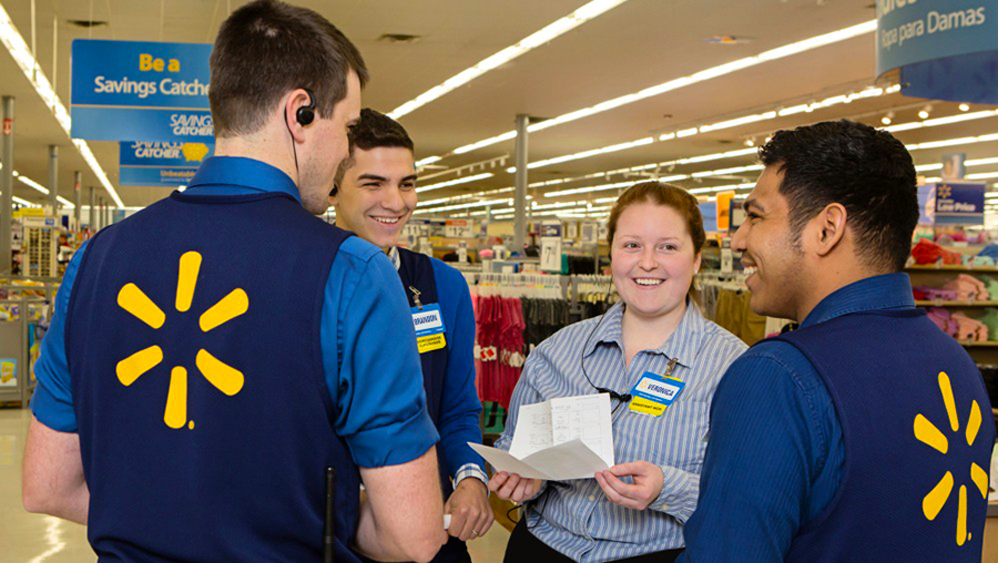 Walmart Will Raise Wages For 165,000 Employees