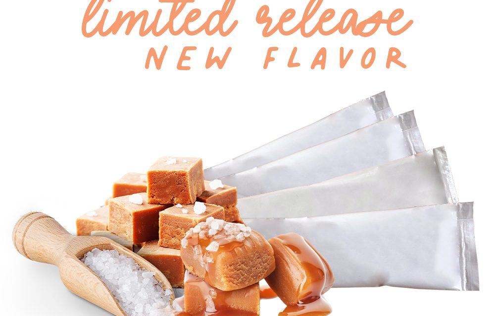 Tailwind Nutrition Introduces Limited Edition Salted Caramel Rebuild