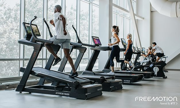 Freemotion Launches iFit-powered 22 Series