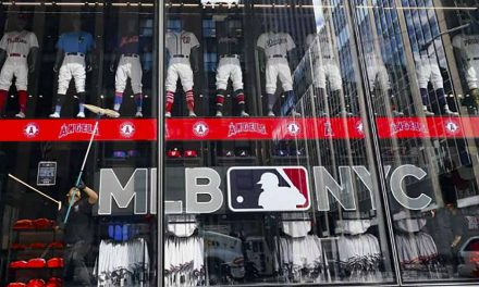 MLB Flagship Store Opens In NYC