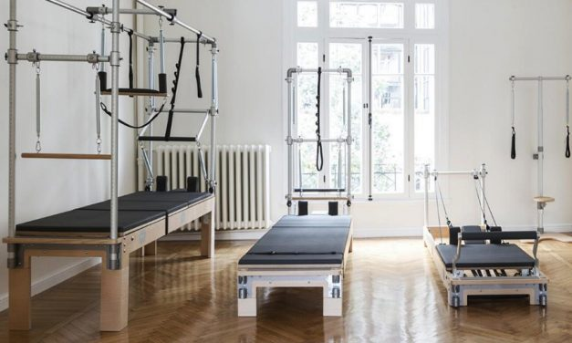 Casa Pilates Equipment Opens First Showroom; Retail Location
