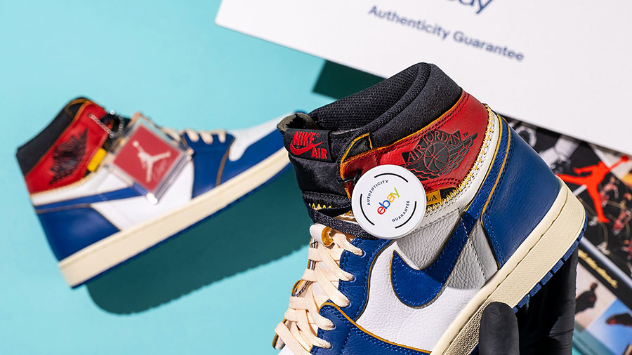 eBay To Authenticate Sneakers $100+ In U.S.