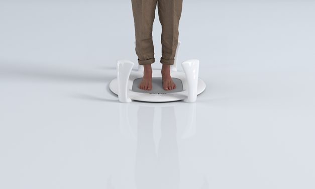 Aetrex Launches All-In-One 3D Foot Scanner With Albert 2