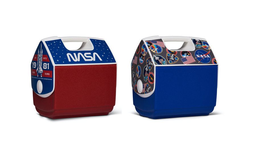 Igloo Launches Playmate Coolers Inspired By NASA