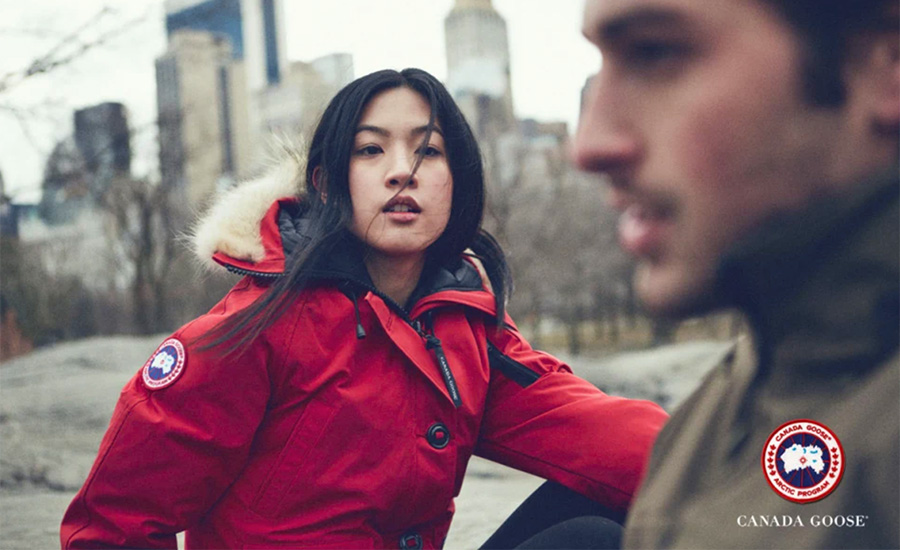 Cowen Upgrades Canada Goose On Burgeoning China Opportunity