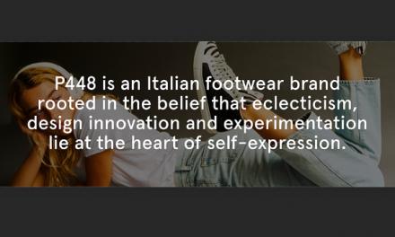 StreetTrend Acquires European Fashion Sneaker Brand P448 SpA