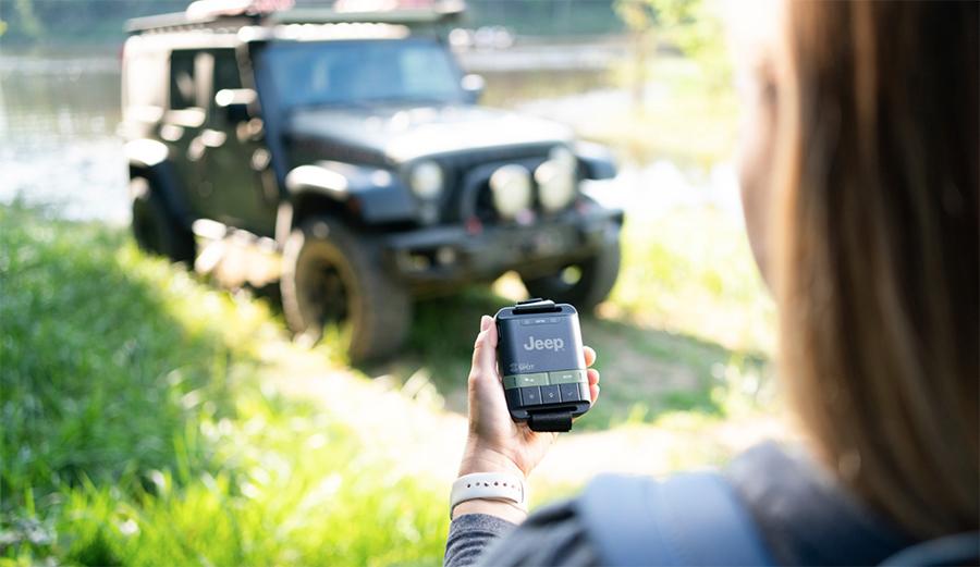 SPOT Announces Launch Of Gen4 Jeep Special Edition Satellite Messenger