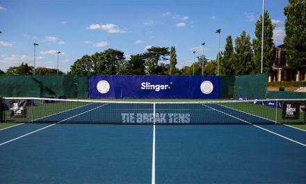 Slinger Bag Partners With Tie Break Tens