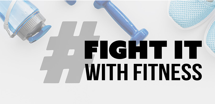 "Fitness Brands Launch ""Fight It With Fitness"" Campaign"