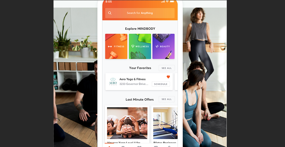 Mindbody Makes Promotions As It Accelerates Investments