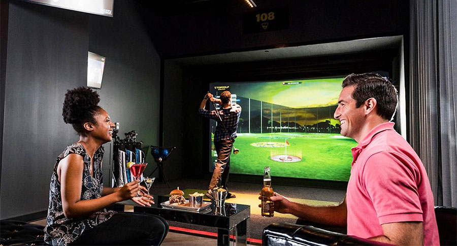 Topgolf Swing Suites To Open in Canton