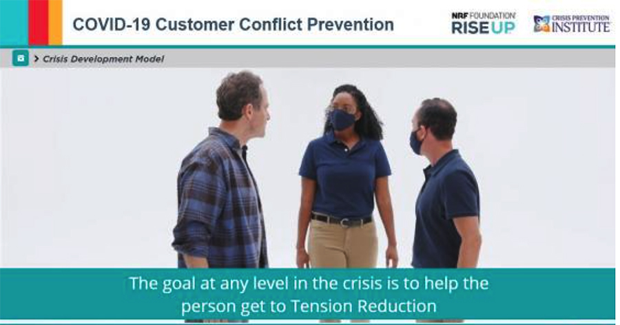 NRF Foundation Introduces COVID-19 Training For Retail Employees