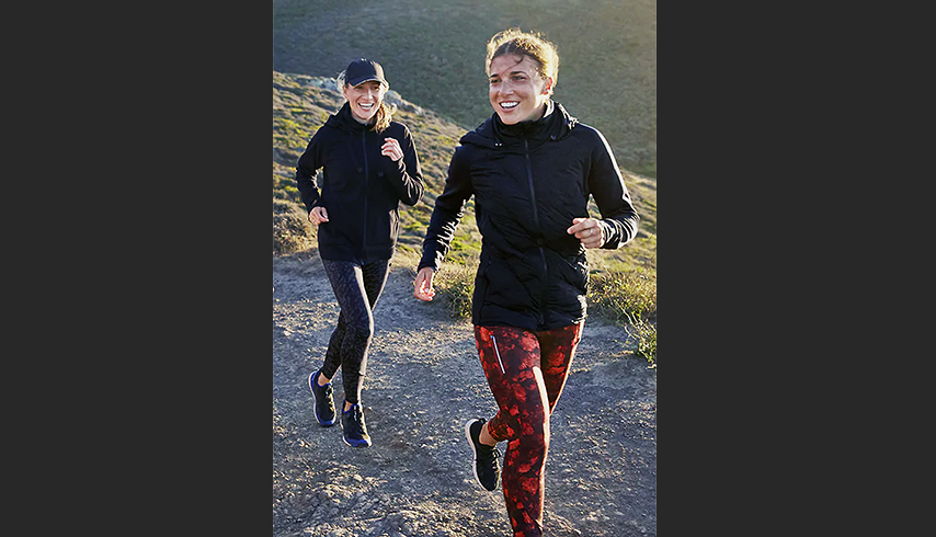 Athleta Looks To Capitalize On Robust Women's Active Apparel Trends