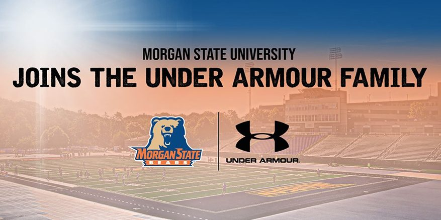 Under Armour To Outfit Morgan State University