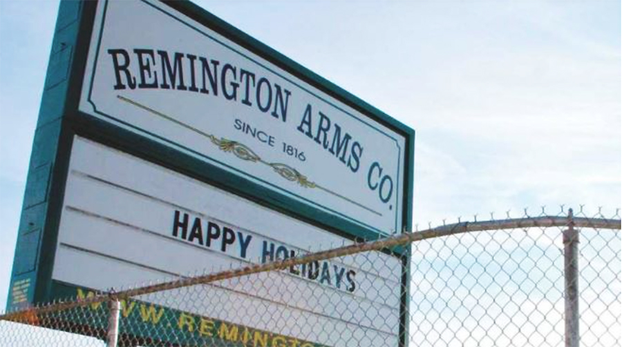 Remington Reportedly Lays Off 585 Workers In Upstate New York