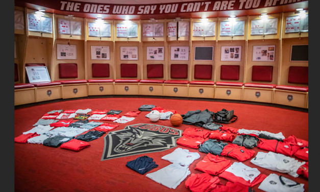 Nike Extends Sponsorship Of University Of New Mexico