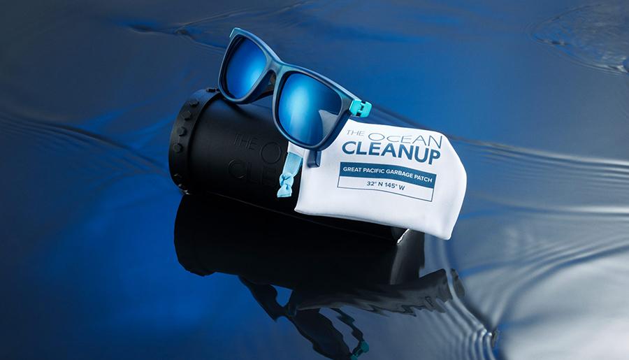 Safilo's Releases Ocean Cleanup Sunglasses