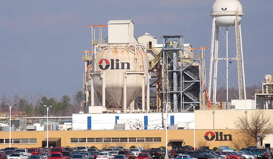 Olin Corp. Takes Impairment Charge