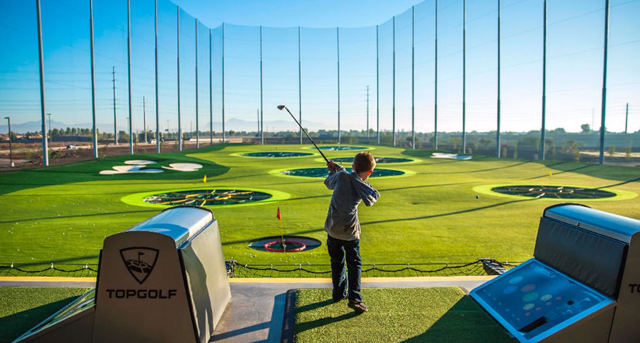 Callaway To Merge With Topgolf